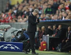 90 phút đau khổ của MU tại Allianz Arena