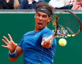 Nadal lập kỉ lục mới tại Monte Carlo