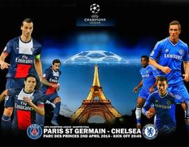 PSG - Chelsea: Kí ức 10 năm