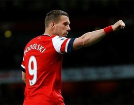 Pha phối hợp ghi bàn đẹp mắt của Arsenal