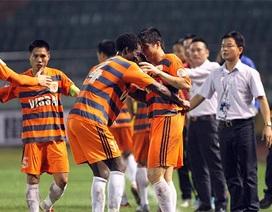 Ninh Bình bỏ giải V-League?