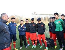 Chiêu tâm lý của HLV Guillaume Graechen với U19 Việt Nam