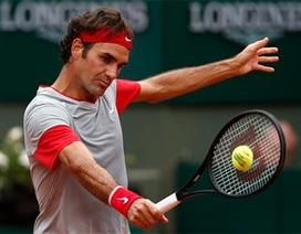 Federer lập kỉ lục 60 trận thắng tại các giải Grand Sland