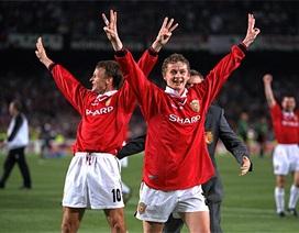 15 năm sau chiến thắng vĩ đại của MU ở châu Âu