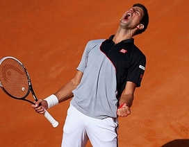Đánh bại Nadal, Djokovic lần thứ 3 vô địch Italian Open