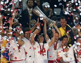 Sevilla trở thành tân vô địch của Europa League