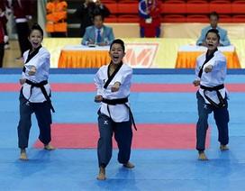 Đội tuyển taekwondo Việt Nam giành 3 HCV châu Á