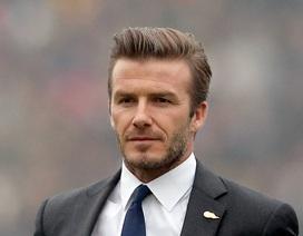 Beckham có mặt tại Hà Nội vào chiều nay