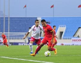 Đội tuyển Việt Nam chạy nước rút tới AFF Cup