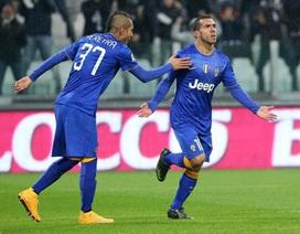 Juventus 7-0 Parma: Tevez, Llorente cùng tỏa sáng