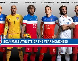 Lee Nguyễn vắng mặt trong danh sách đề cử Cầu thủ xuất sắc nhất Mỹ