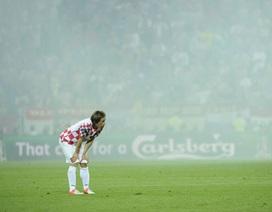 Real Madrid nhận tin không vui từ Modric