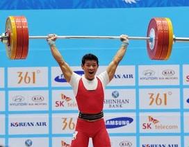 Thạch Kim Tuấn tuột 2 HCV ở giải vô địch thế giới