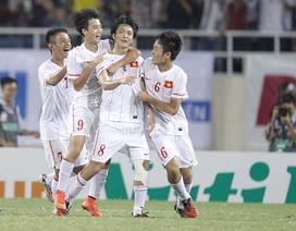 U19 Việt Nam tiếp tục được đề cử cho giải thưởng fair-play 2014