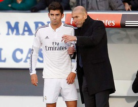 Con trai Zidane tái hiện pha xử lý kỹ thuật giống cha