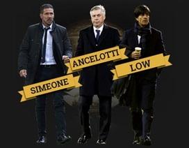HLV xuất sắc nhất thế giới 2014: Gọi tên Loew, Ancelotti và Simeone