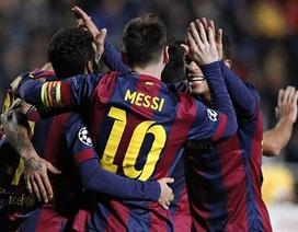 Những khoảnh khắc làm nên lịch sử của Messi ở Champions League