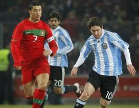 Bồ Đào Nha - Argentina: Ngày Messi đại chiến C.Ronaldo