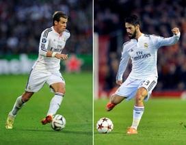 Bài toán hóc búa cho Ancelotti: Bale hay Isco?