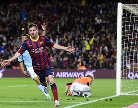 "Barcelona ""trút giận"" lên Celta Vigo?"