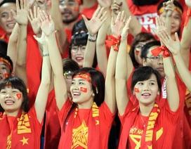 Mỗi người chỉ được mua tối đa 4 vé trận bán kết Việt Nam-Malaysia