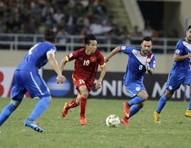 Đội tuyển Việt Nam được VFF thưởng 1 tỷ đồng