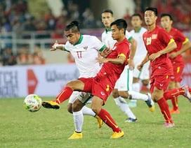 Đội tuyển Việt Nam tụt hạng trên Bảng xếp hạng FIFA