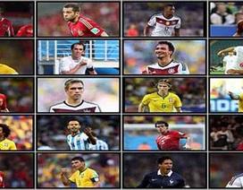 Real Madrid thống trị đề cử hậu vệ xuất sắc nhất năm 2014