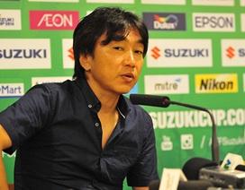 HLV Miura không quan tâm gặp đối thủ nào ở bán kết