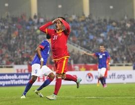 Mạc Hồng Quân lọt top 10 cầu thủ U23 đáng xem nhất AFF Cup 2014
