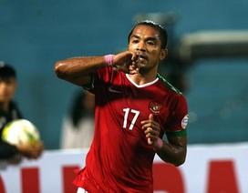 Thắng đậm Lào, Indonesia vẫn ngậm ngùi chia tay AFF Cup 2014