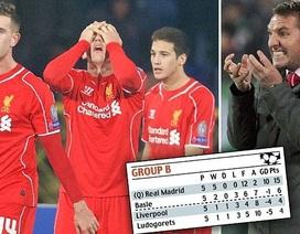 Real Madrid cứu Liverpool tránh bị loại khỏi Champions League