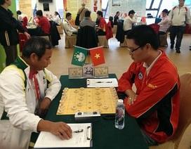 Việt Nam đoạt 2 HCB, 1 HCĐ tại giải cờ tướng đồng đội châu Á