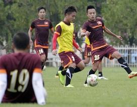 Đội tuyển Việt Nam chốt ngày lên đường sang Malaysia