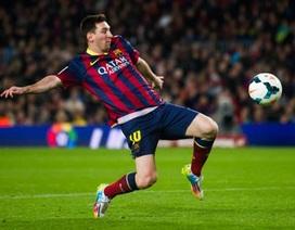 Messi để ngỏ khả năng chia tay Barcelona