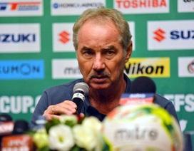 """HLV Alfred Riedl: """"Đội tuyển Indonesia quyết không ra về tay trắng"""""""