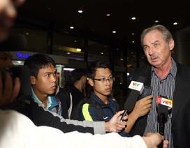 Indonesia đã đến Việt Nam, Lào chốt danh sách dự AFF Cup