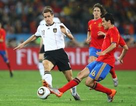 Tây Ban Nha - Đức: So tài giữa hai nhà vô địch