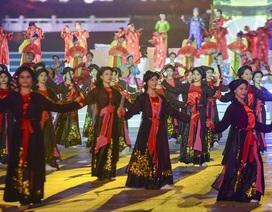 Đại hội TDTT toàn quốc lần thứ VII chính thức khai mạc tại Nam Định