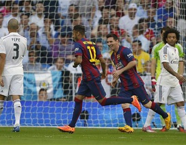 """Đại chiến Real-Barca hay cuộc đua """"ngũ mã"""" tại La Liga?"""