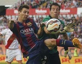 Barcelona soán ngôi đầu của Real Madrid bằng trận thắng đậm?