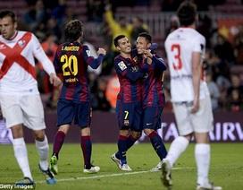 Đại thắng Huesca 8-1, Barca đi tiếp ở Cúp Nhà vua