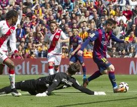 Barcelona dẫn đầu La Liga: Sống lại giấc mơ vô địch