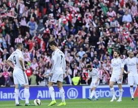 Real Madrid mất ngôi đầu bảng: Tương lai nhuốm màu xám xịt
