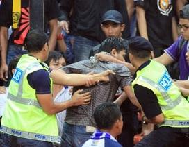 Công an Hà Nội lên phương án bảo vệ cầu thủ và CĐV Malaysia