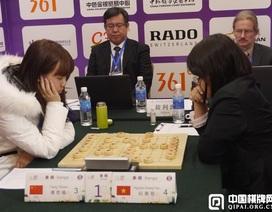 Việt Nam đoạt HCV môn cờ tướng tại giải trí tuệ thế giới 2014