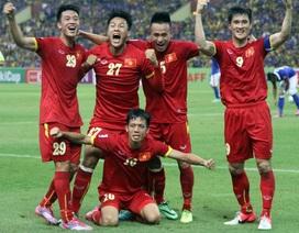 Đội tuyển Việt Nam đón tin vui trước trận bán kết lượt về