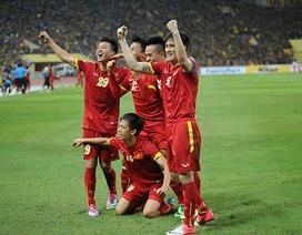 Đội tuyển Việt Nam thắng thuyết phục Malaysia tại đất khách