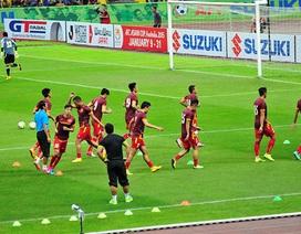 Đội tuyển Việt Nam về đến Hà Nội muộn hơn Malaysia