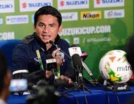 HLV Kiatisuk sẵn sàng chờ đội tuyển Việt Nam tại chung kết